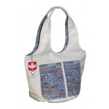 ORIGINAL LADY GRAFFITI Shoppertasche Schultertasche...