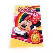 Minnie Mouse Strand / Badetuch Hello Summer 70  x 140 cm