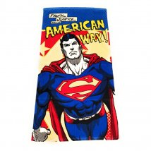 Superman Strand / Badetuch AMERICAN WAY 70 x 140 cm
