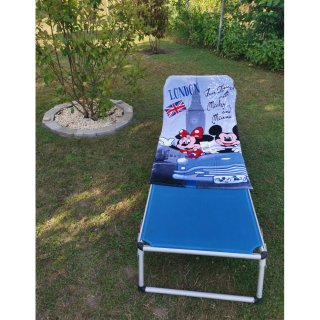 Minnie & Mickey Mouse Strand / Badetuch 70 x 140 cm L/H