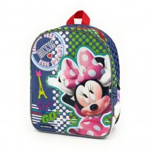 Minnie Mouse & Daisy Duck Rucksack Boarding Pass